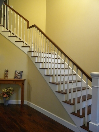 Detailed Staircase